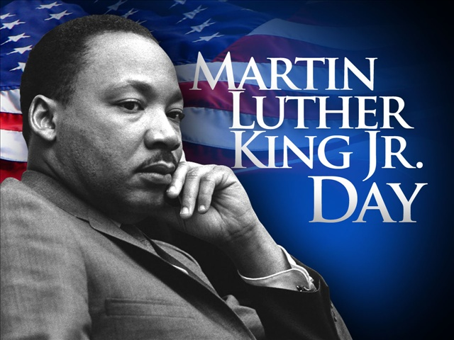 No Class Martin Luther King Jr Day